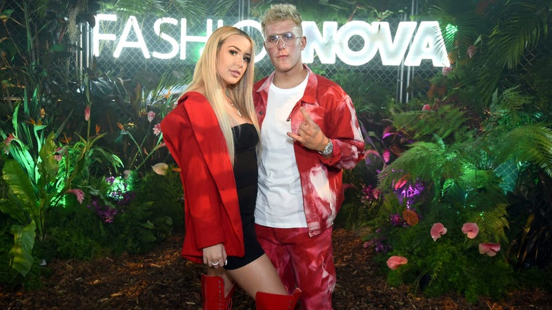 Illustration for article titled Everything You Never Wanted to Know About Tana Mongeau and Jake Paul's Possibly Fake Engagement