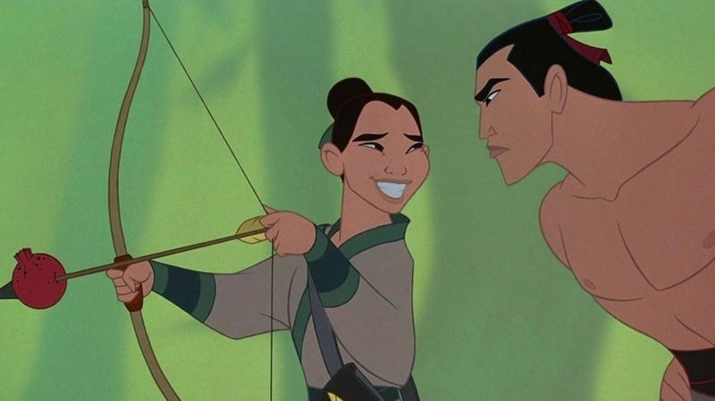 Disney's Live-Action 'Mulan' Remake Won't Feature Songs, Says Director