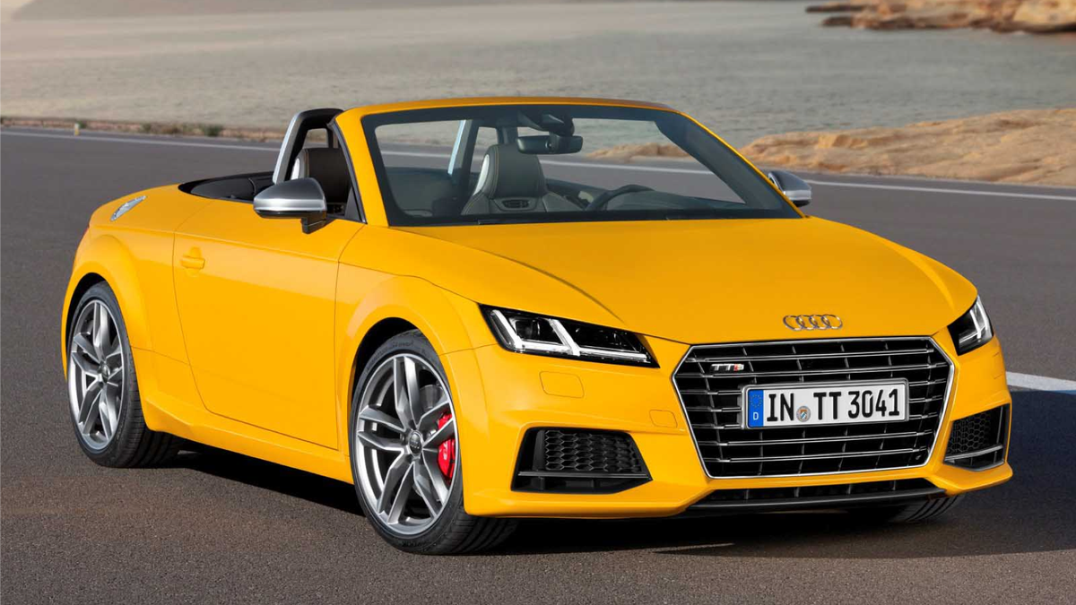 Every Yellow New Car On Sale In The Us 2018 Edition
