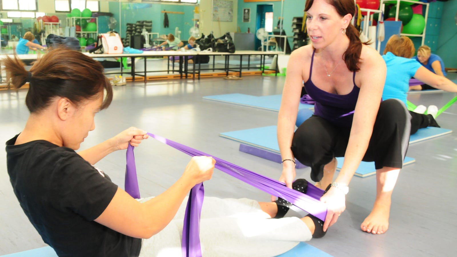 Use Resistance Bands For Travel Friendly Workouts