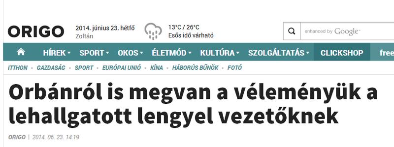 """Illustration for article titled Na, melyik online lap nem írta címbe a """"leszopta"""" szót?"""