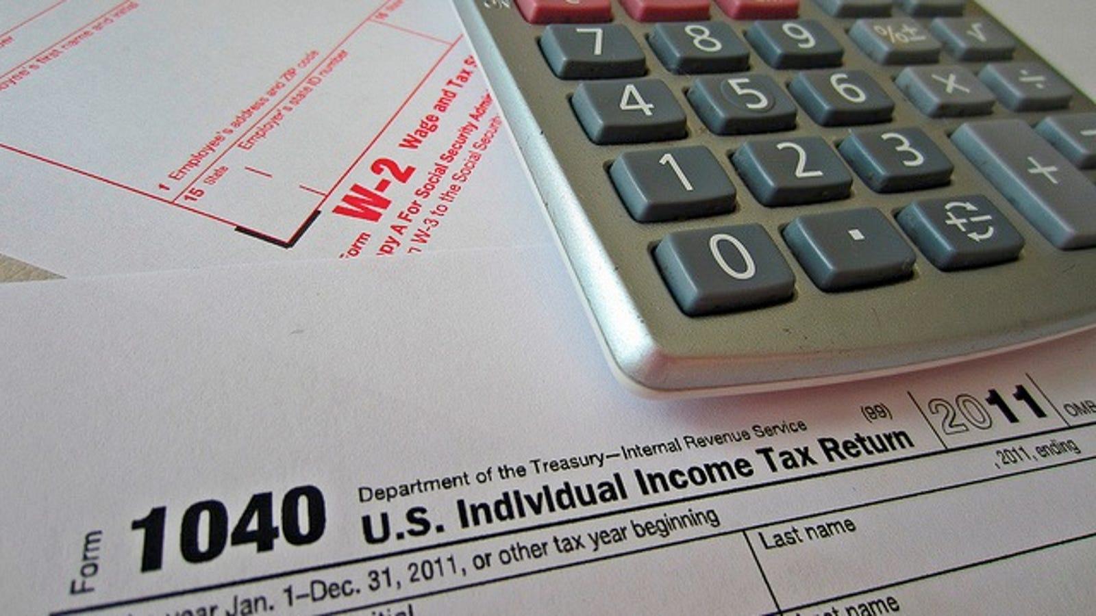 Five Best Tax Preparation Tools