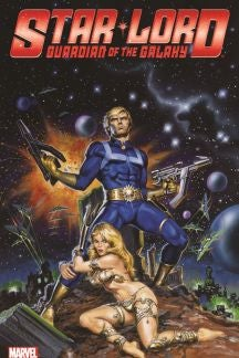 Illustration for article titled Sweet Merciful McGillicutty, Star-Lord's Origin Is Friggin' Weird
