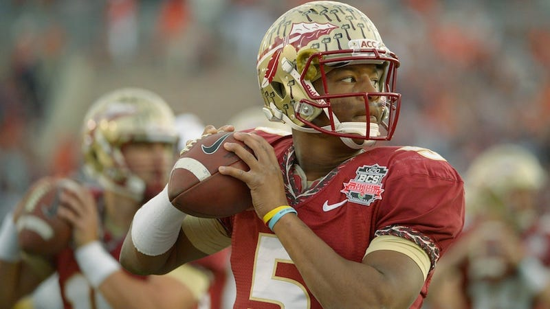 Illustration for article titled Jameis Winston's Accuser Will 'Absolutely' Sue FSU QB and Police Dept