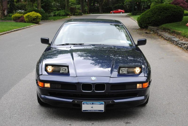 For This BMW 850i, 12 into 6 May Equal $13,000