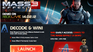 Illustration for article titled European Gamers Get a Shot at Early Mass Effect 3 Demo Starting Today