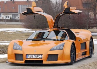 Illustration for article titled Gumpert Apollo Hybrid To Race At Nürburgring 24-Hour Race
