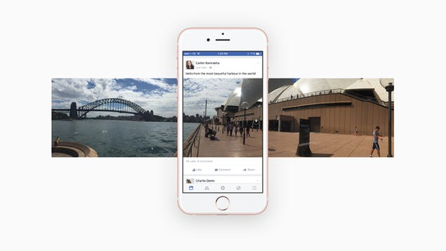 How to Shoot 360-Degree Photos With Your Smartphone