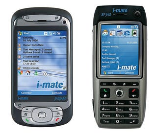 Illustration for article titled i-Mate Releases JASJAM and SP JAS, Re-badged Versions of The HTC TyTN and MTeoR
