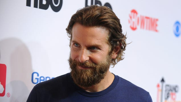 Bradley Cooper in talks to re-grizzle himself for Guillermo del Toro's carnival con man movie