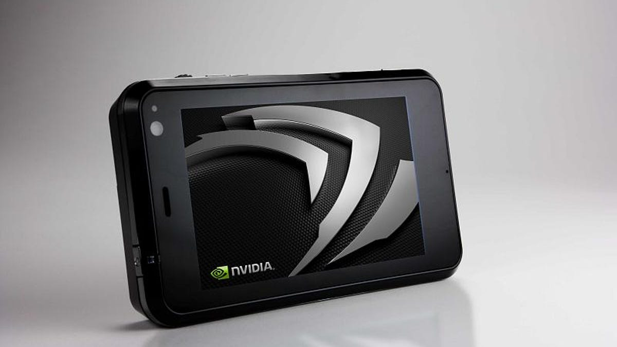 Nvidia Tegra All-in-One Mobile Processors Aim to Nuke Intel's Atom