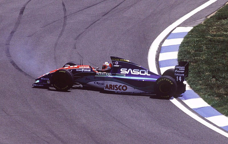Getty Images: The Spanish Grand Prix in 1994