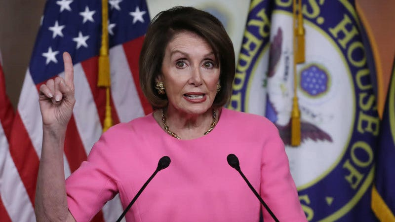 Illustration for article titled Facebook Scrambles for a Middle Ground on Misleading Video of Nancy Pelosi
