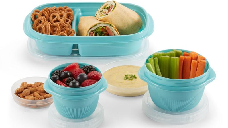 Rubbermaid TakeAlongs 10-Day Meal Prep Kit, 30-Piece Set | ~$16 | Amazon