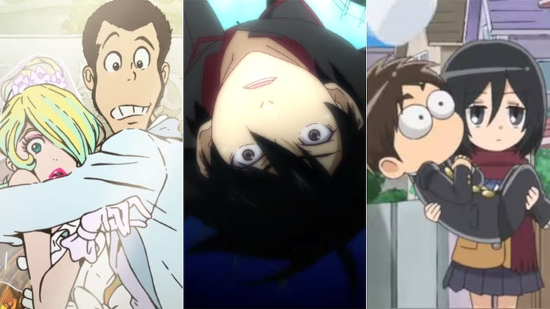 Your Complete Fall 2015 Anime Guide