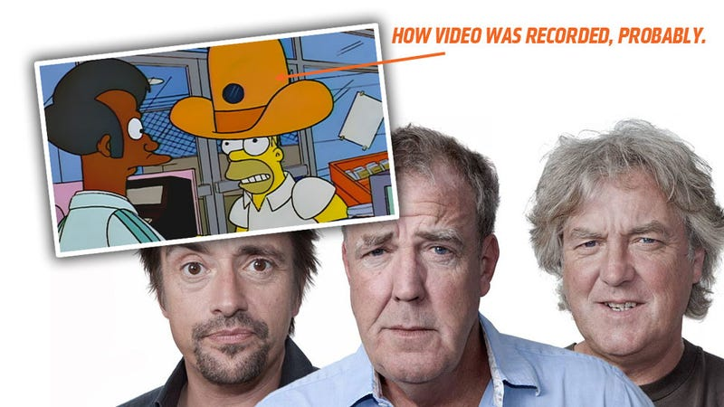 Illustration for article titled Here's A Horribly Bootlegged Chunk Of The Grand Tour [Update: No]