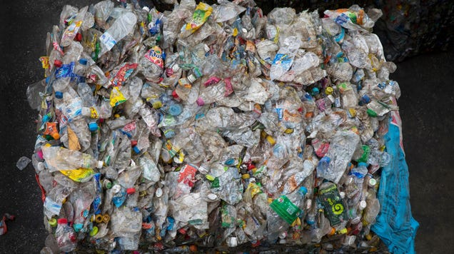 Scientists Say They ve Cooked Up an Endlessly Recyclable Plastic
