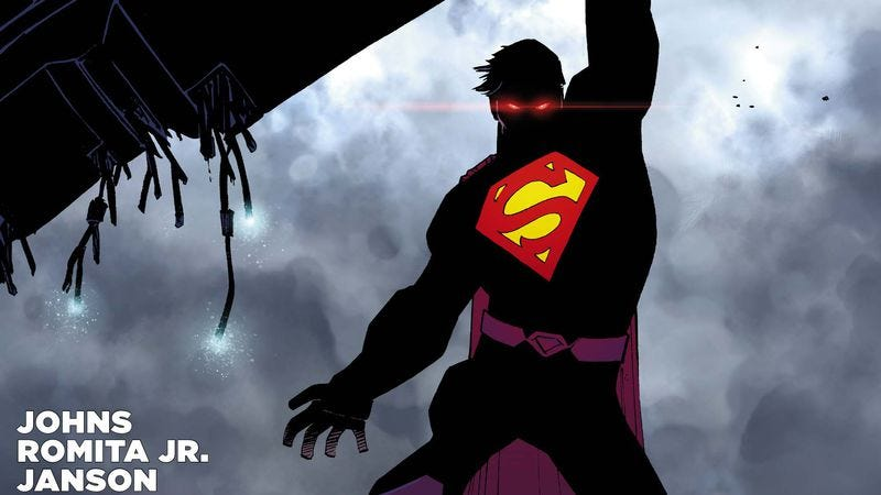Illustration for article titled Exclusive DC preview: Superman #33 puts Clark Kent in the Daily Planet's orbit