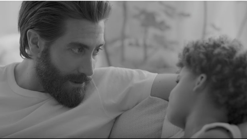 Illustration for article titled This Eternity Calvin Klein Ad Featuring Jake Gyllenhaal Is Understated and a Little Ominous