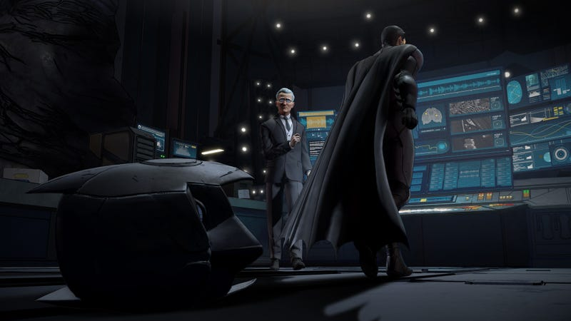 Illustration for article titled Telltale's Batman Begins On August 2
