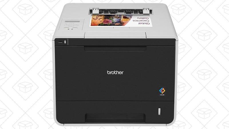 Brother HLL8350CDW Color Laser Printer, $180