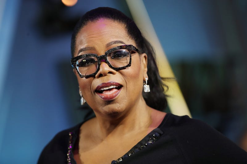Oprah Winfrey attends the European premiere of Disney's A Wrinkle in Time at in London on March 13, 2018.