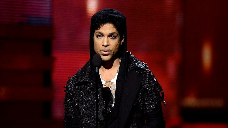 The late Prince.