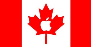 Illustration for article titled Apple Takes iTunes TV to Canada