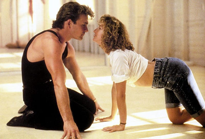 Image via Dirty Dancing/Vestron Pictures.