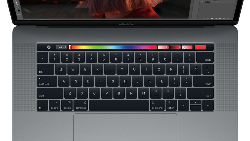 Illustration for article titled Trick Out Your Touch Bar With These Creative Apps and Games
