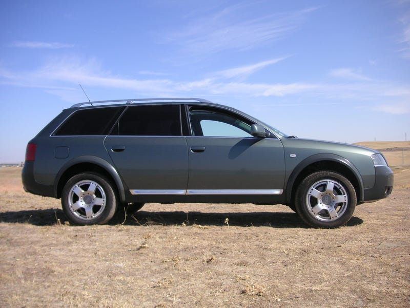 Illustration for article titled Driving, Maintaining and Owning an Audi Allroad