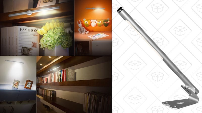 dodocool LED Desk Lamp, $13 with code EP4QBWHG