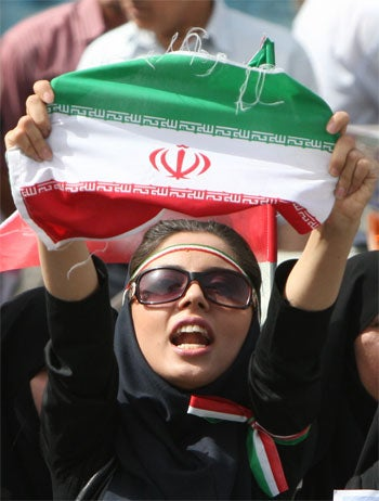 Illustration for article titled 10 Reasons Why You Should Be Following The Iranian Elections