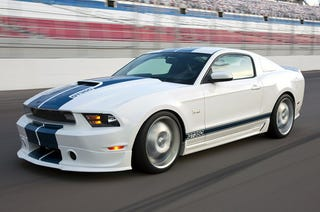 Illustration for article titled Shelby GT350