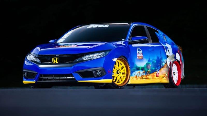 All images via Honda