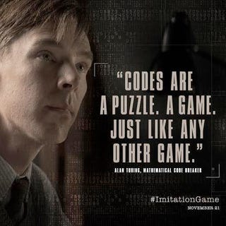 Illustration for article titled The Imitation Game