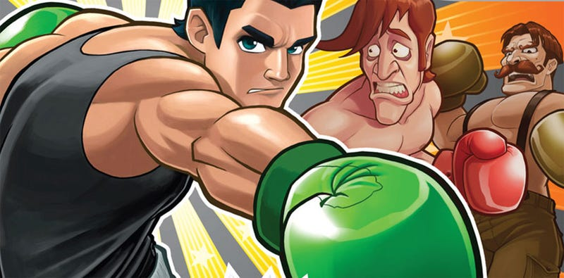Illustration for article titled New Wii Punch-Out!! Details Sneak Out From Nintendo