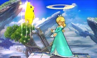 Illustration for article titled Smash Shot of the Day: Shoryuken!