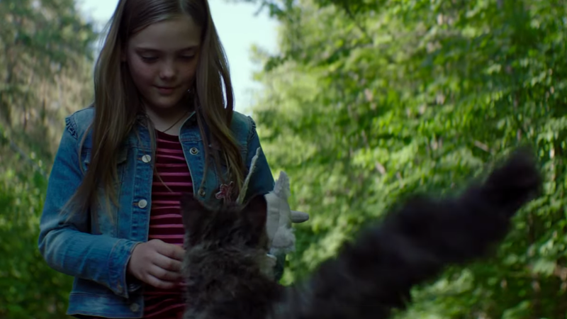 A fateful re-encounter for young Ellie in the new Pet Sematary.
