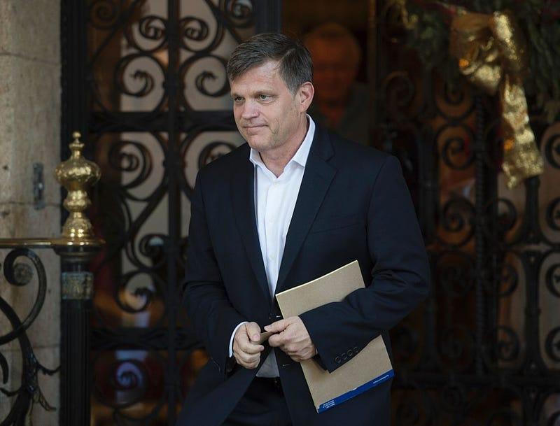 Douglas Brinkley (Don Emmert/AFP/Getty Images)