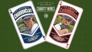 Illustration for article titled Jon Lester And Clay Buchholz Are The Latest Red Sox To Launch Charity Wines With Incredibly Dumb Names