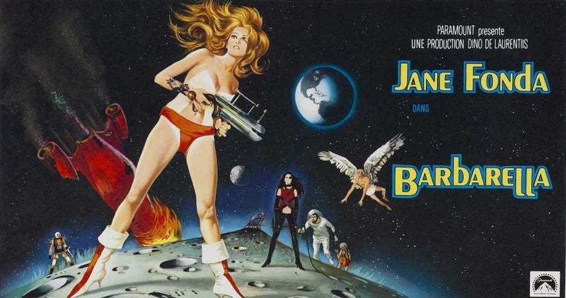Illustration for article titled What We Really Want From a Television Version of Barbarella