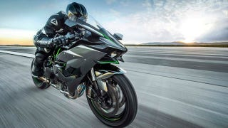 The 50000 Kawasaki Ninja H2r Doesnt Come With A Warranty