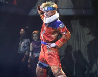 Illustration for article titled First Look at the Naruto Stage Musical