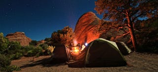 ​So You Want To Go Camping For The Very First Time