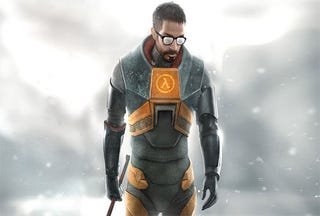 Illustration for article titled No New Half-Life Coming In 2010, Says Game Informer