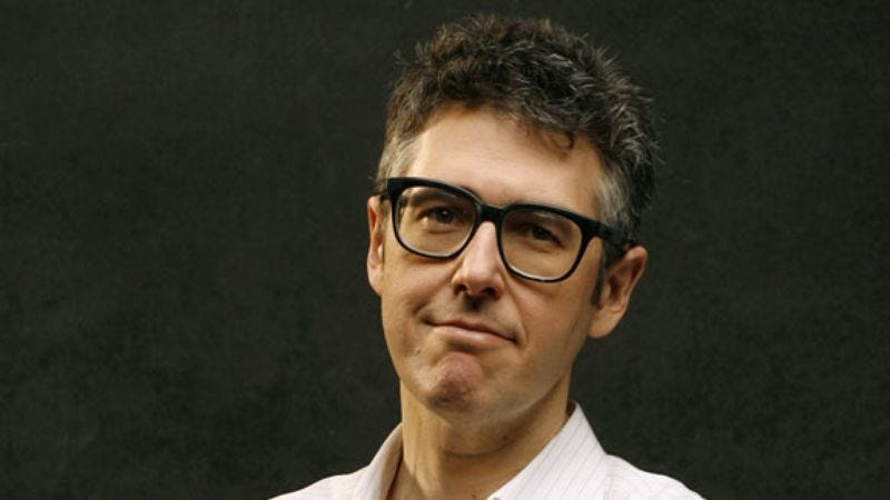 Illustration for article titled Ira Glass
