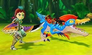 Illustration for article titled Unpopular Opinion: Monster Hunter Stories Should Be What Pokemon Becomes (Nintendo 3ds)