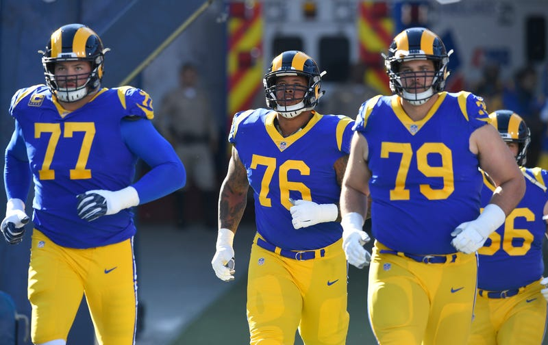 cheap for discount 82f83 8f5b0 The Rams' Andrew Whitworth Had His Way With The Cowboys