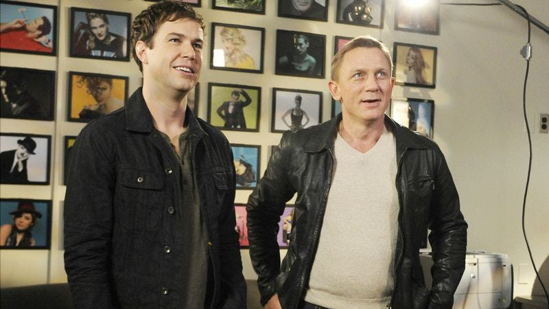 """Illustration for article titled Saturday Night Live: """"Daniel Craig/Muse"""""""